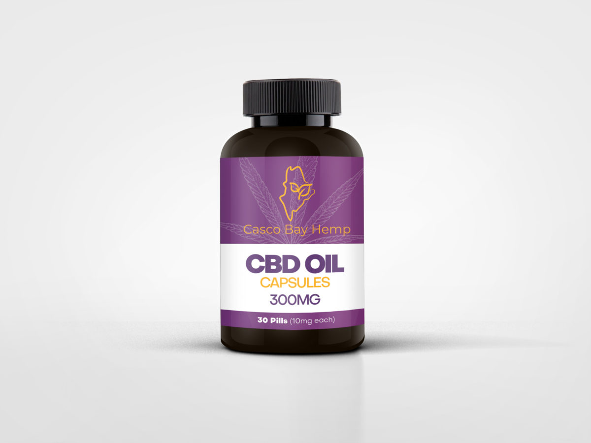 Best Full Spectrum CBD Capsules - Retail & Wholesale CBD Products