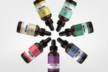 Flavored CBD Tincture - Retail & Wholesale CBD Products