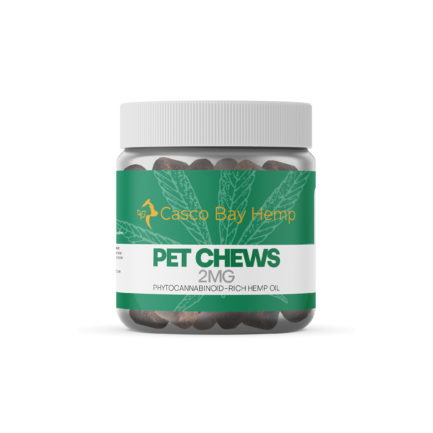 CBD Pet Treats for Dogs | Casco Bay Hemp Retail, Wholesale & Private/White Label CBD Services in Maine
