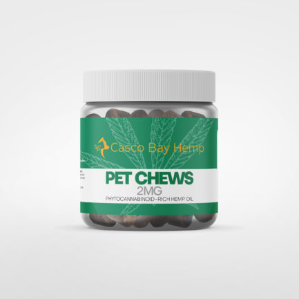 CBD Pet Chews - Retail & Wholesale CBD Products