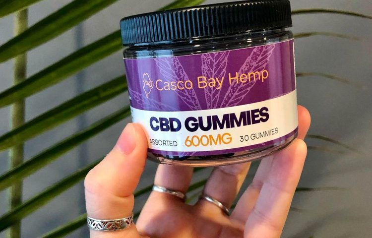Are You Selling The Most Popular CBD Product? | Private & White Label natural CBD Gummies made in Maine