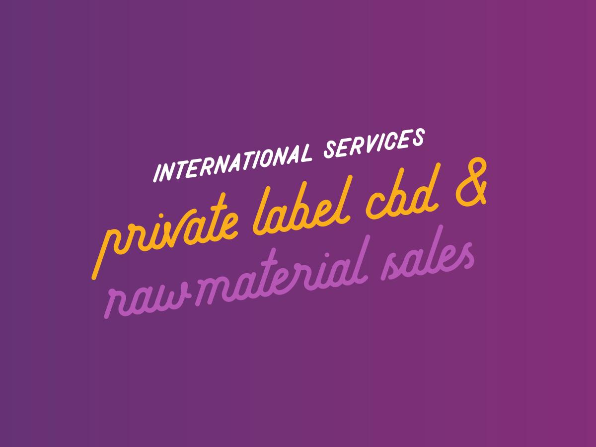 CBD For Mexico, CBD For Japan | International Raw Hemp Sales & More