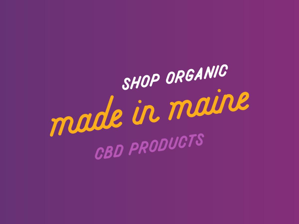 Buy Local! Shop Organic, Made in Maine CBD Products | Casco Bay Hemp