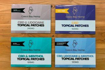 White Label Transdermal CBD Patches | Top Private Label CBD Products