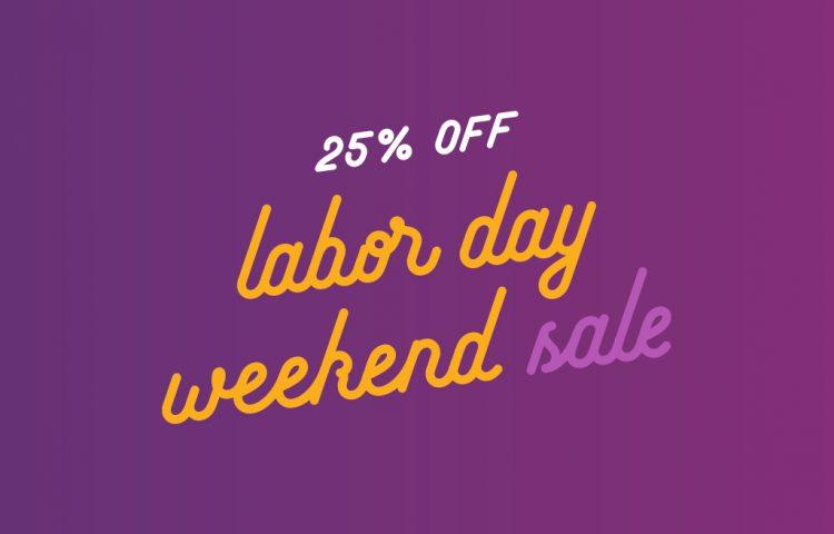 Enjoy 25% Off CBD for Labor Day Weekend | Casco Bay Hemp