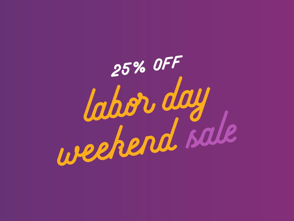Enjoy 25% Off CBD for Labor Day Weekend   Casco Bay Hemp